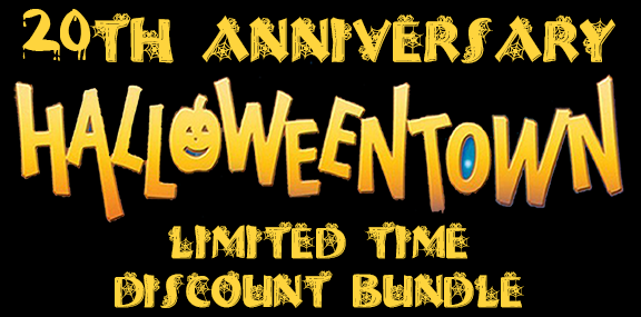 20th anniversary Halloweentown Bundle