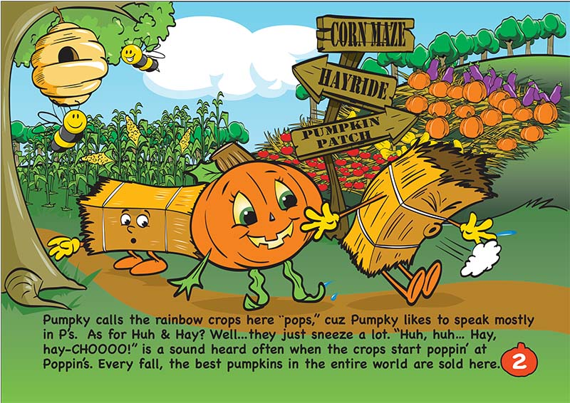 Poppins Pumpkin Patch Parade page 2