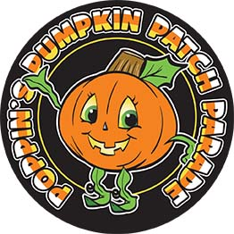Pumpky sticker